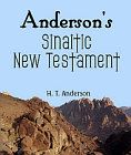 Anderson's Sinaitic New Testament