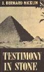 Testimony in Stone