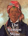 Lenape Stone, The : The Indian and The Mammoth