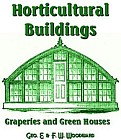 Horticultural Buildings : Graperies and Green Houses