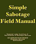Simple Sabotage Field Manual (Electronic Download Edition)