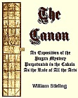 Canon, The - An Exposition of the Pagan Mystery