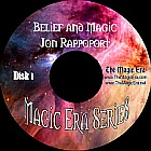 Belief and Magic - 4 Audio CD set