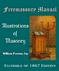 Freemasonry Manual 1867 Edition
