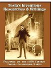 Tesla's Inventions, Researches and Writings 1895 Edition