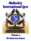 Halleck's International Law