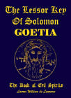 Lesser Key of Solomon - GOETIA - The Book of Evil Spirits