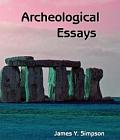 Archeological Essays (Two Volume Set)