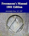 Freemason's Manual 1881 Edition