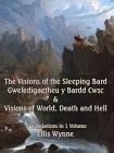 Visions of the Sleeping Bard - Gweledigaetheu y Bardd Cwsc