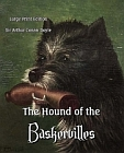 Hound of the Baskervilles - Large Print