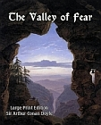 Valley of Fear - Large Print