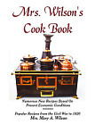 Mrs. Wilson's Cook Book
