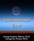 International Law - Wilson