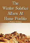 Winter Solstice Altars At Hano Pueblo