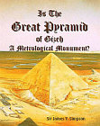 Is The Great Pyramid of Gizeh A Metrological Monument?