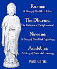 Karma, Dharma, Nirvana, Amitabha