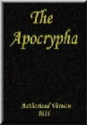 Apocrypha : Authorized King James Version