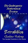 Quadripartite Mathematical Treatise : Ptolemy's Tetrabiblos