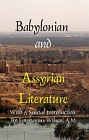 Babylonian and Assyrian Literature : Epic of Izdubar