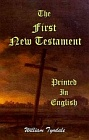 First New Testament Printed In English