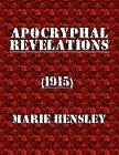 Apocryphal Revelations : One God, one Fold, one Shepherd