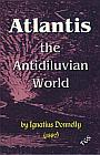 Atlantis the Antidiluvian World