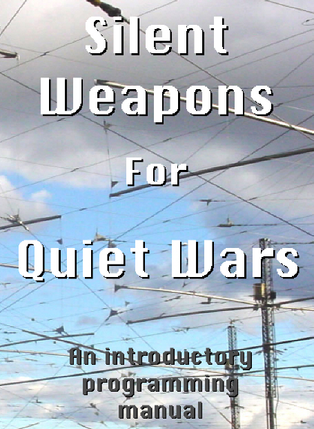 silent weapons for silent wars pdf