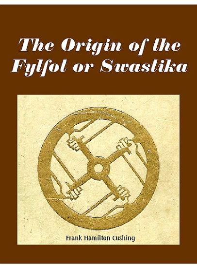 origin of the fylfot or swastika thors hammer